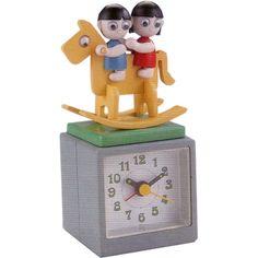 Παιδικο δωματιο :: Ρολόγια :: Ρολόγια - Ξυπνητήρια :: Ξυπνητηρι Με Μουσικη Και Κινηση 6001-0055
