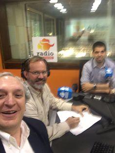 Antonio Banda, CEO de Feelcapital, en el programa Cierre de Mercados de Radio Intereconomía. #FondosDeInversión (8 de mayo de 2017).