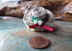 Dolls House, Miniature, Straw Hats, Dolls House Hats, Miniature Hats, Dolls House Accessories, Miniature Accessories, Straw Hat, 1:12 Scale by BuddysTreasuBoutique on Etsy House Accessories, Shower Accessories, Harry Potter Accessories, Fairy Furniture, Dollhouse Furniture, Straw Hats, Paper Roses, Red Ribbon, Clay Baby