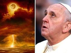 End of the world: Why prophecy claims Pope Francis will mark doomsday THE end of the world was forecasted almost 900 years ago by an Irish Saint, who some believe claimed there would be only one more Pope after Benedict XVI.