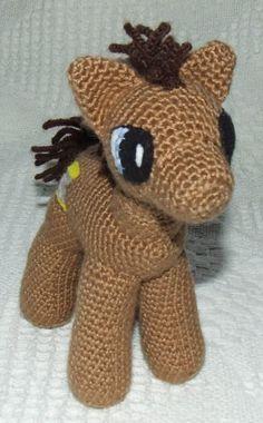 Crochet Pony Pattern