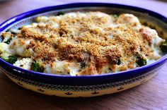 The Pioneer Woman's Broccoli-Cauliflower Casserole