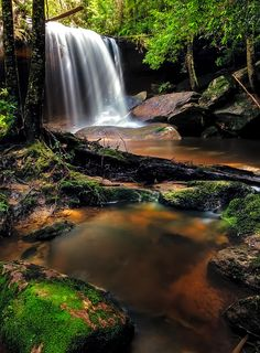 ✮ Oakland Falls, Blue Mountains National Park