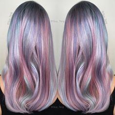 Do you prefer pastel or deep rich colors? Guy Tang, Colored Hair Tips, Coloured Hair, Hot Hair Colors, Beautiful Hair Color, Bright Hair, Dye My Hair, Mermaid Hair, Rainbow Hair