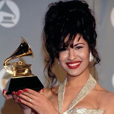 """Selena on Instagram: """"The Recording Academy® has announced the honorees for its 2021 Special Merit Awards. Honoring Selena the Lifetime Achievement Award…"""" Lake Jackson, Lifetime Achievement Award, Selena Quintanilla Perez, Singer, Actresses, Instagram Posts, Model, Grammy Award, Beauty"""