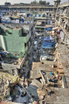Old Delhi's Spice Markets