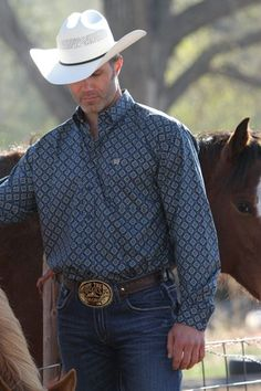 AA Callister is the premier western and equestrian supply store in Utah. Cowboy Outfit For Men, Cowboy Outfits, Western Outfits, Western Shirts, Western Wear, New Outfits, Western Apparel, Hot Country Boys, Mens Boots Fashion