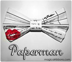 Magical Ribbons - Paperman