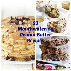 23 Mouthwatering Peanut Butter Recipes That Will Make You Swoon