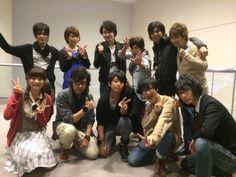 Hakkenden Voice actors / Takuma Terashima (寺島拓篤)