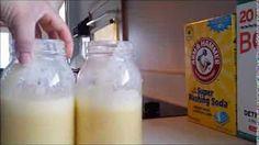 laundry detergent recipe - YouTube