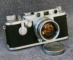 Leica Screw Mount Cameras - the through the Antique Cameras, Old Cameras, Vintage Cameras, Canon Cameras, Canon Lens, Leica Camera, Nikon Dslr, Film Camera, Camera Lens