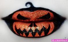 Halloween lippen 08