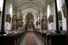 Lubnów - Kościół św. Andrzeja. - WWAT