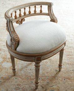 Taryn vanity seat