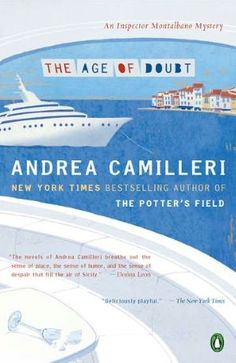 The Age of Doubt (Inspector Montalbano Series #14)