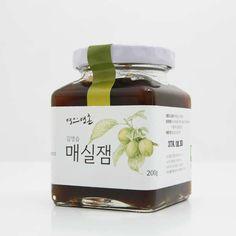 명인명촌 장흥 김영습 매실잼 200g - 더현대닷컴
