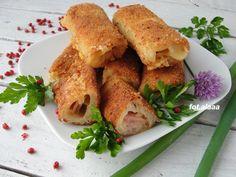 Ala piecze i gotuje: Krokiety z chleba