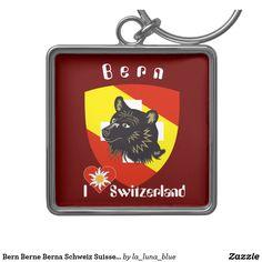 Bern Berne Berna Schweiz Suisse Svizzera Svizra Schlüsselanhänger