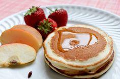Pancakes recipe by Pano pra Mangas