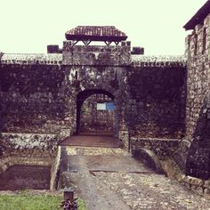 Castle of San Felipe Guatemala