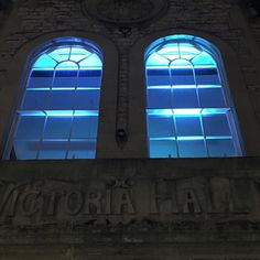 Need a function venue? Why not hire a studio at the Victoria Hall? #radstock #functionroom #lights #victoriahall