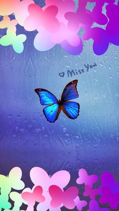Lock Screen  C2 B7  E2 86 91 E2 86 91tap And Get The Free App Lockscreens Art Creative Butterfly Flowers Love For