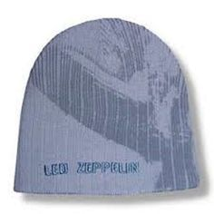 LED ZEPPELIN Beanie Hat Ski Hat OFFICIAL Music Merchandise
