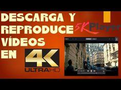 5K PLAYER| Reproduce y Descarga vídeos 4K en WINDOWS Y MAC