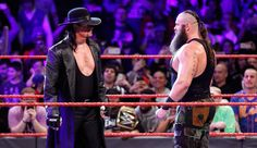 WWE News: Why Braun Strowman's Climb Down Is Great News For The Undertaker