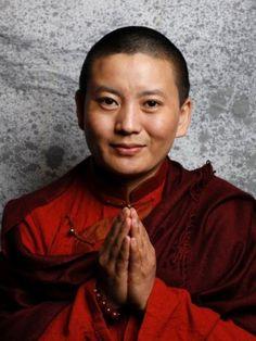 "Ani Choying Drolma, Tibetan Buddhist nun known as ""the singing nun."""