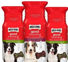 $1.00 off ANY 1 Milk-Bone Good Morning Vitamin Coupon on http://hunt4freebies.com/coupons