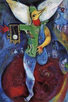 A russian artist 1887 - 1985