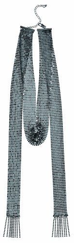 Chainmail Scarf Lariat.