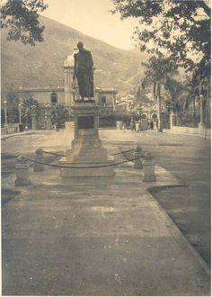 Paseo Bolívar. Fuente: Museo De Arte Religioso De Cali.