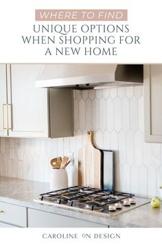 Looking for home decor for your new home? From wallpaper to light fixtures, here are the places to shop for your new home! Build Your House, Build Your Dream Home, Building A House, Declutter Your Home, Organizing Your Home, Home Organization Hacks, Kitchen Organization, Tidy Kitchen, Minimalist Kitchen