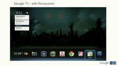 "Google TV が ""Honeycomb"" UIを採用へ、Androidマーケットにも対応 - Engadget Japanese"