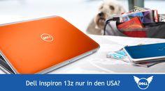 Dell Inspiron 13z Notebook nur in den USA?