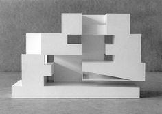 Projektauswahl Source by ghaziarmoot Concept Models Architecture, Architecture Concept Diagram, Paper Architecture, Contemporary Architecture, Architecture Details, Landscape Architecture, Arch Model, Cube Design, Portfolio Ideas