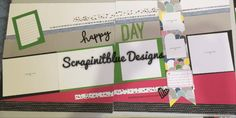 Some Kinda Wonderful Workshop - Scrapinitblue Designs