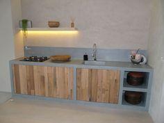 cocinas de cemento - Buscar con Google