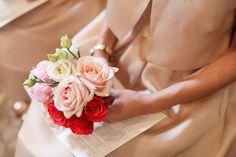 roses' buquet