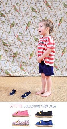 Nautical Outfit with Nautical Shoes | Amazing Children's Clothes You Wish Came In Adult Sizes