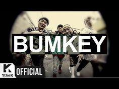 [MV] BUMKEY (범키) _ backindadayz (Feat. Dok2, Microdot, Sanchez (산체스) a.k.a Fassnakuh, dh-style)