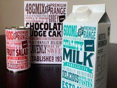 packagins de leche