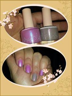 Dale color a tus uñas ya estamos en primavera !!!!