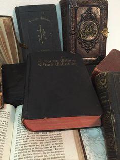 Staré modlitebné knižky / Vintage prayer books