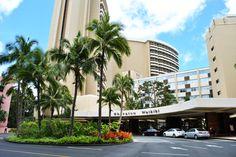 The Sheraton Waikiki Hotel, Waikiki, Hawaii