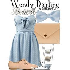 Wendy Darling- so cute