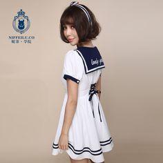 -font-b-White-b-font-font-b-Sailor-b-font-Style-Lolita-font-b-Dress.jpg (800×800)
